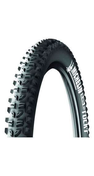 "Michelin Wild Rock'R Dæk 26 x 2.40"", Reinforced, foldbar sort"